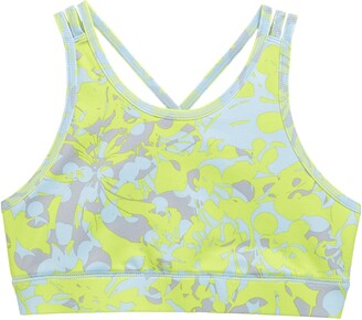 Zella Print Strappy Sports Bra