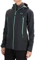 Under Armour Moonraker Gore-Tex® Hooded Jacket - Waterproof (For Women)