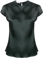 Helmut Lang cap sleeve crew neck T-shirt