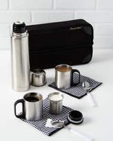 Picnic at Ascot Coffee Tote Gift Set For 2