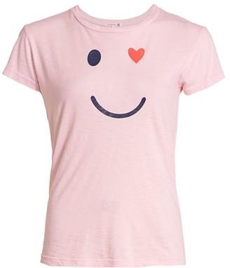 Sundry Happy Face Heart Boy T-Shirt