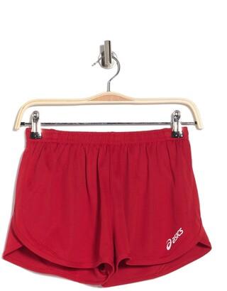 Asics Rival II Split Shorts
