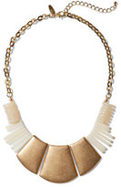 New York & Co. Goldtone Statement Necklace