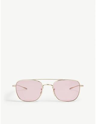 Oliver Peoples Kress square-frame optical glasses