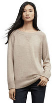 Kenneth Cole Oversized Crewneck Sweater
