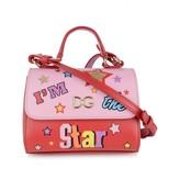 Dolce & Gabbana Dolce & Gabbana*EXCLUSIVE* Girls Pink & Red Star Bag