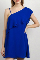 Tcec One Shoulder Dress