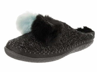 Toms Ivy W Slippers Black