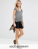 Asos Pleat Short