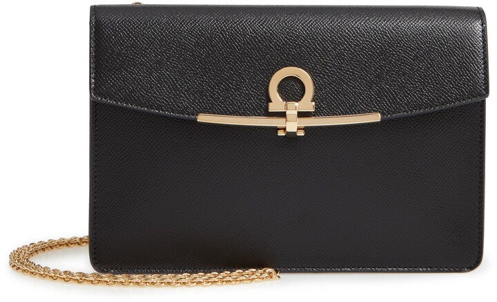 cb3d351d4937 Salvatore Ferragamo Chain Strap Handbags - ShopStyle