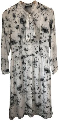 The Kooples White Silk Dresses