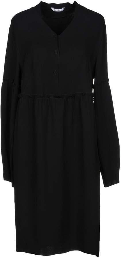 Caliban Knee-length dresses - Item 34846287CD