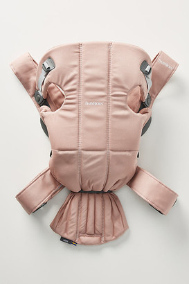 Anthropologie BabyBjorn Mini Newborn Baby Carrier By in Pink Size ALL