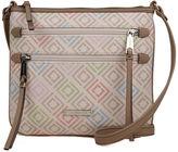 Liz Claiborne Zippery Crossbody Bag