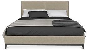 Huppe Winston Upholstered King Platform Bed