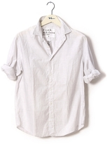 Frank And Eileen Mens Paul Washed Grid Poplin Shirt