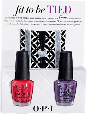 OPI Fit To Be Tied # 2
