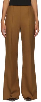 Joseph Brown Talou Double Face Trousers