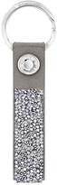 Swarovski Glam Rock Gray Key Ring