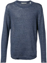 Vince knitted top - men - Linen/Flax - M