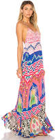 Rococo Sand X REVOLVE Maxi Dress in Pink. - size L (also in M,S,XS)