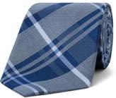 David Jones Plaid Check Tie