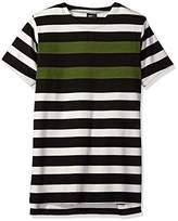 Publish BRAND INC. Men's Vance Short Sleeve Striped T-Shirt