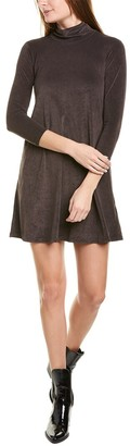 James Perse Velour Sweaterdress