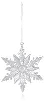 Bloomingdale's Glitter Snowflake Ornament - 100% Exclusive