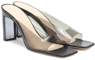 Wandler Isa PVC sandals