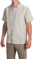 The North Face Bellingham Plaid Shirt - Short Sleeve (For Men)