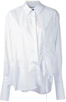 Preen by Thornton Bregazzi drawstring detail shirt