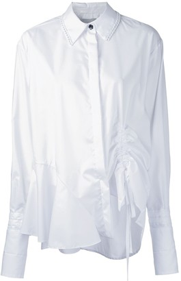Preen by Thornton Bregazzi Drawstring Detail Shirt