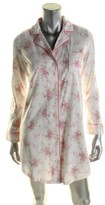 Lauren Ralph Lauren Womens Floral Print Signature Nightgown
