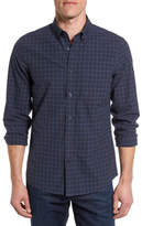 Nordstrom Windowpane Sport Shirt (Regular & Tall)
