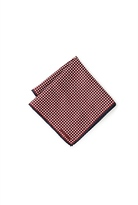Country Road Mini Pattern Pocket Square