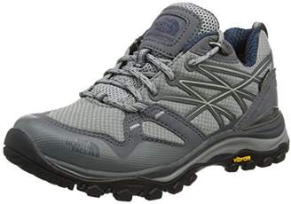 The North Face Women's Hedgehog Fastpack GTX (EU) Low Rise Hiking Boots, Multicolour (Griffin Grey/Ink Blue), (36 EU)