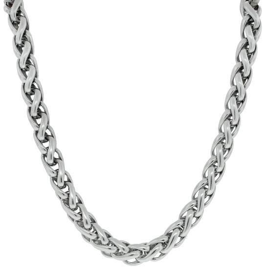 David Yurman 925 Sterling Silver & 14K Yellow Gold Choker Necklace
