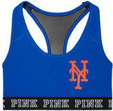 PINK New York Mets Ultimate Racerback Bra