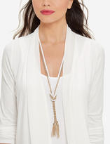 The Limited Long Knot Necklace