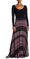 Rachel Pally Full Print Maxi Skirt