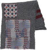 BOB Strollers Wool Blend Scarf W/ Patches