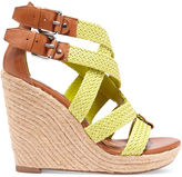Dolce Vita Talor Platform Wedge Sandals