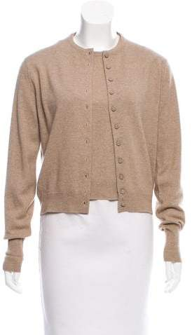 Chanel Cashmere Cardigan Set