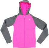 adidas Youth Big Girls Ultimate Full Zip Hoodie