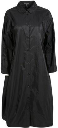 Oska Black Polyester Dresses