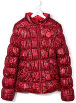 Kenzo 'Love' puffer jacket
