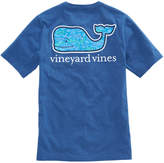 Vineyard Vines Boys Fish Scales Fill Pocket T-Shirt