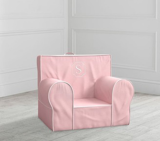 Pottery Barn Kids My First Light Pink Anywhere Chair Slipcover Only