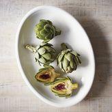 Sur La Table Italian Whiteware Oval Platter